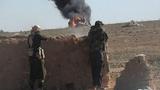 Khủng bố IS cả gan tấn công Quân đội Syria