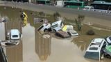 Sau lũ lụt ở Hà Nam, Trung Quốc sắp đón siêu bão