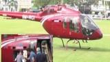 Giữa phong tỏa vì COVID-19, thuê trực thăng đi...mua cơm