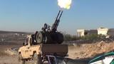 Khủng bố HTS bắn hạ UAV của Nga tại Syria