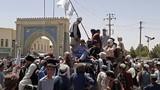 Lực lượng Taliban áp sát thủ đô Afghanistan