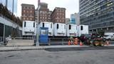 """Ca nhiễm Covid-19 tăng vọt, New York """"biến"""" xe tải đông lạnh thành nhà xác"""