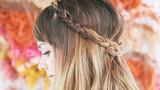 Những kiểu tết đẹp dành cho tóc ngắn