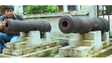 Bí ẩn về  4 khẩu súng thần công ở Hà Giang