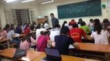 Thầy giáo bỏ việc lương cao, mở lớp tiếng Anh miễn phí