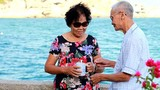 Ảnh cưới lãng mạn của cặp vợ chồng già ở Thái Nguyên