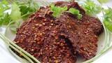 Cách làm thịt bò khô từ thịt lợn ăn mãi không chán