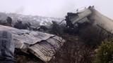 Máy bay quân sự rơi, 77 người chết ở Algeria