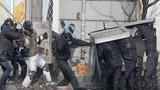 Video đụng độ đẫm máu ở Ukraine