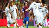 Chiêm ngưỡng 21 lần Messi phá rách lưới Real Madrid