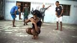 Khu ổ chuột ở Brazil lột xác đón chào World Cup