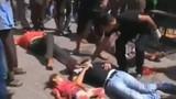 Clip Israel lại nã pháo vào trường học LHQ ở Gaza