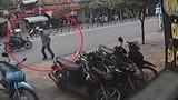 Sửng sốt đạo chích bẻ khóa xe máy chỉ trong 3 giây