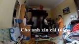 Camera giấu kín: Trộm vào khu nhà trọ