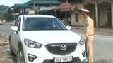 Sơn La: tài xế đâm xe vào CSGT rồi bỏ chạy