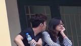 Clip cố gắng hôn 1 cô gái và cái kết bất ngờ