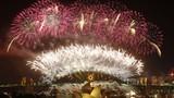 Sydney chào năm mới 2014 với màn pháo hoa hoành tráng
