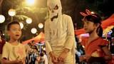 Sôi nổi không khí đón Halloween của giới trẻ Hà Thành