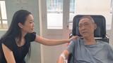 Bệnh ung thư của nghệ sĩ Lê Bình chuyển biến xấu