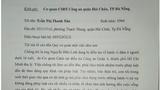 Vợ ông Nguyễn Hữu Linh rút đơn tố việc bị làm nhục
