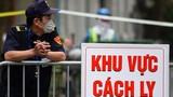 Cách ly 21 người Trung Quốc bỏ chạy khi bị kiểm tra