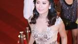 Thanh Thúy làm MC xinh đẹp ở Mai vàng 2013
