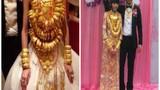 """Xuất hiện thêm """"cô dâu vàng"""" trong đám cưới khủng ở TQ"""