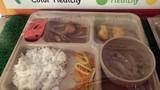 Suất ăn không bằng cơm bụi của trường Quốc tế Việt Úc khiến CĐM bất bình