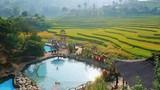 """Được ví như """"tiểu Bali"""", suối nước nóng Yên Bái có gì hút giới trẻ"""