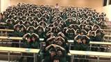 """Trend mới siêu """"lầy"""" của học sinh khi tham gia vào kỳ quốc phòng"""
