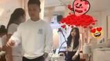 """Đang dự SEA Games 30, Quang Hải lộ clip hẹn hò với """"hot girl 1m52"""""""