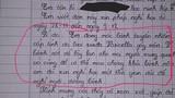 Giáo viên chán nản với lý do từ đơn xin nghỉ học bá đạo