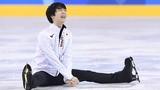 """Soi nhan sắc thuộc hàng """"quốc bảo"""" của VĐV trượt băng Nhật Bản"""