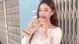 Hé lộ danh tính cô gái Hàn Quốc khen ăn bánh mì Việt Nam hết nấc