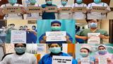 Covid-19 diễn biến căng thẳng, bác sĩ toàn cầu tham gia trào lưu lạ