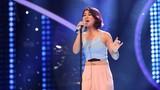 Hà Nhi rơi nước mắt vì được cứu tại Vietnam Idol