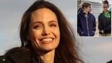 Angelina Jolie vẫn sống vui vẻ cùng các con sau chia tay Brad Pitt