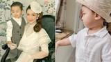 Hòa Minzy lần đầu khoe rõ mặt con trai sau nhiều tháng giấu kín