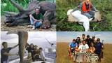 Loạt ảnh tàn sát động vật hoang dã dậy sóng dư luận