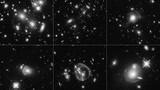 Ảnh mới các thiên hà hồng ngoại sáng nhất Dải Ngân Hà gây sốt
