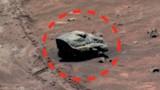 Sửng sốt vật thể như đầu rồng trên sao Hỏa