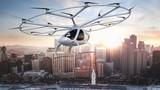 Dịch vụ Taxi bay sẽ được đưa vào hoạt động năm 2023