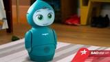 """Robot """"cute lạc lối"""" Moxie có khả năng làm bạn với trẻ em"""