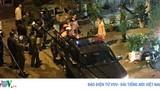 Hỗn chiến kinh hoàng trong quán bia, 5 người bị thương