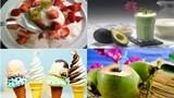 9 món ăn nhẹ làm bạn khỏe lên trong mùa hè