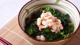 Canh rau dền nấu tôm ngọt mát cho ngày nắng