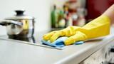 Mẹo hay đối phó vi khuẩn nhà bếp lây lan