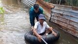 Đồng bằng sông Cửu Long: Triều cường cao bất ngờ, nhiều nơi vỡ đê