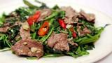 Bí quyết nấu những món ăn từ thịt trâu ngon như nhà hàng