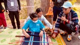 Hành trình thầm lặng số hóa thổ cẩm Việt từ những người trẻ tài hoa